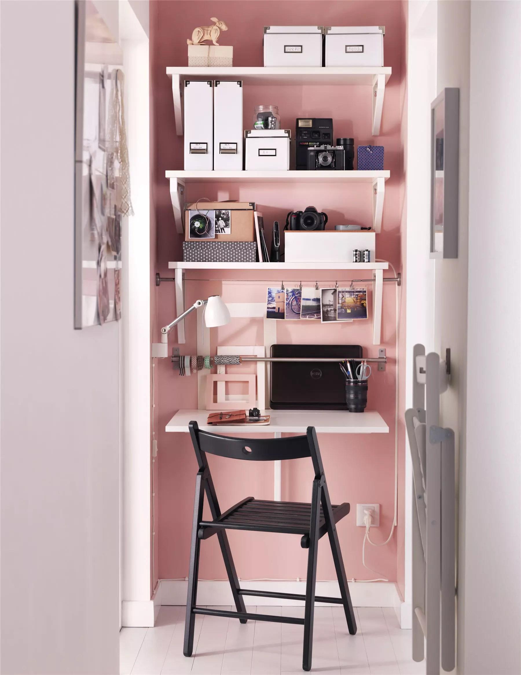 Bureau Rangement Ikea