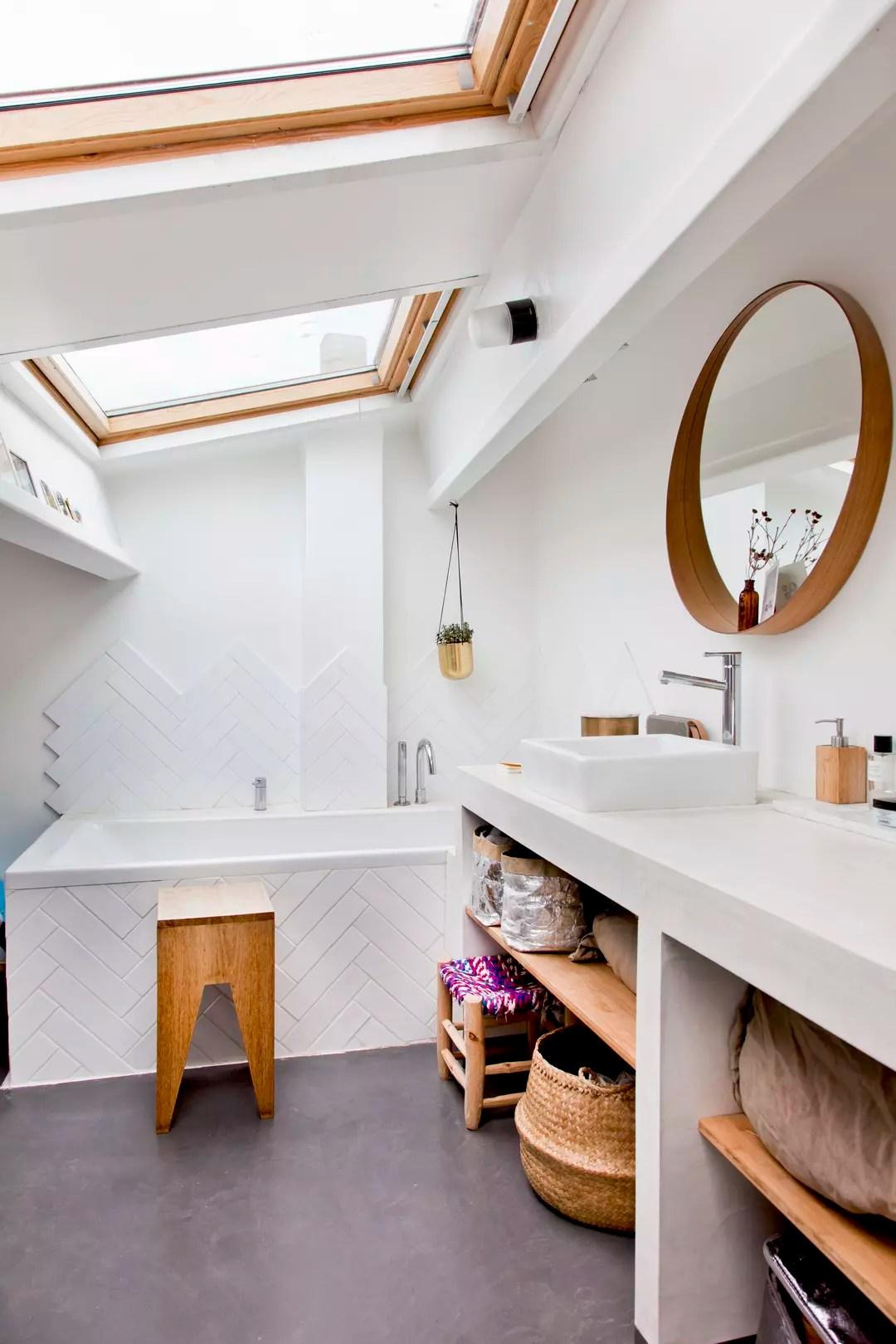 astuces de rangement pour la salle de bain
