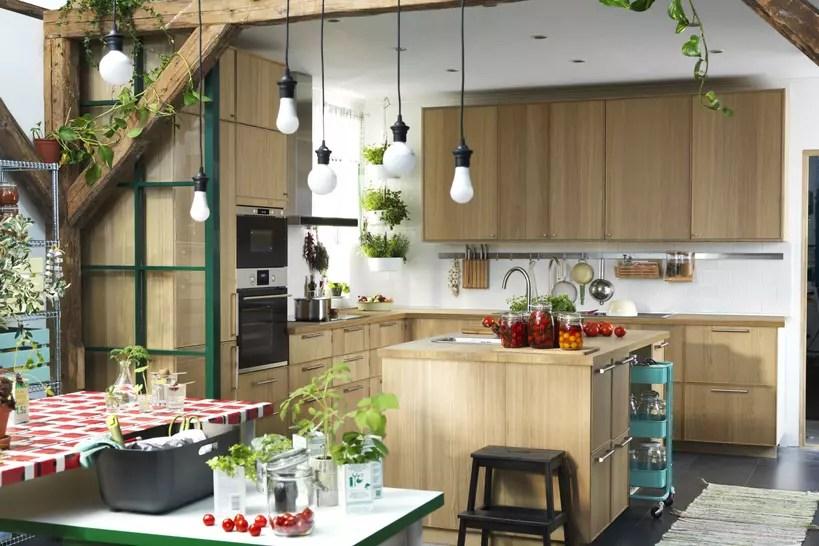L Ilot Central De Cuisine A La Mode Ikea