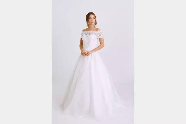 robe de mariee darline tati mariage