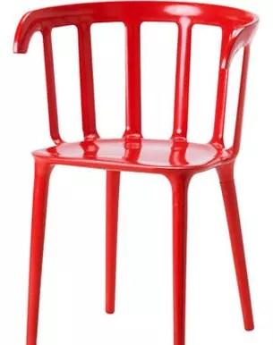 des chaises retro pour un interieur deco