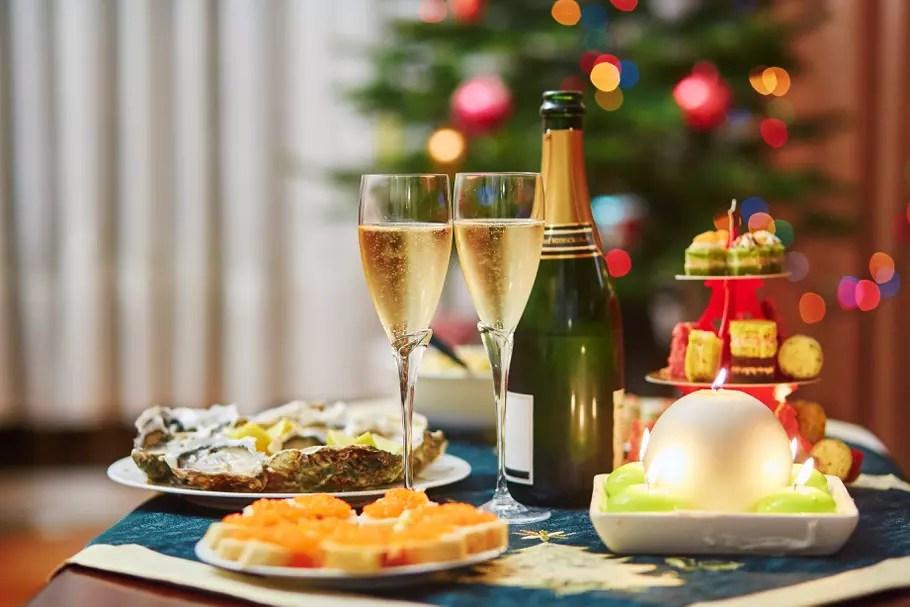 comment preparer un repas de nouvel an pas cher