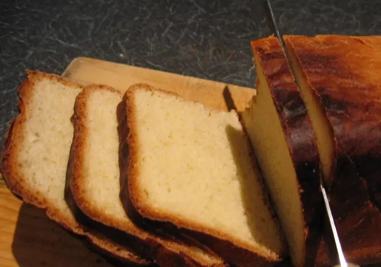 pain de mie comme chez le boulanger
