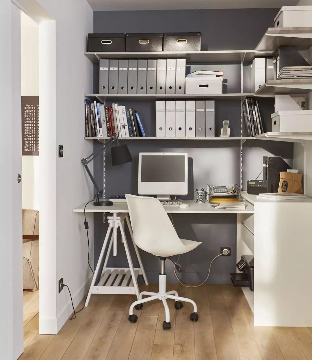 Comment Amenager Un Bureau Dans Une Chambre