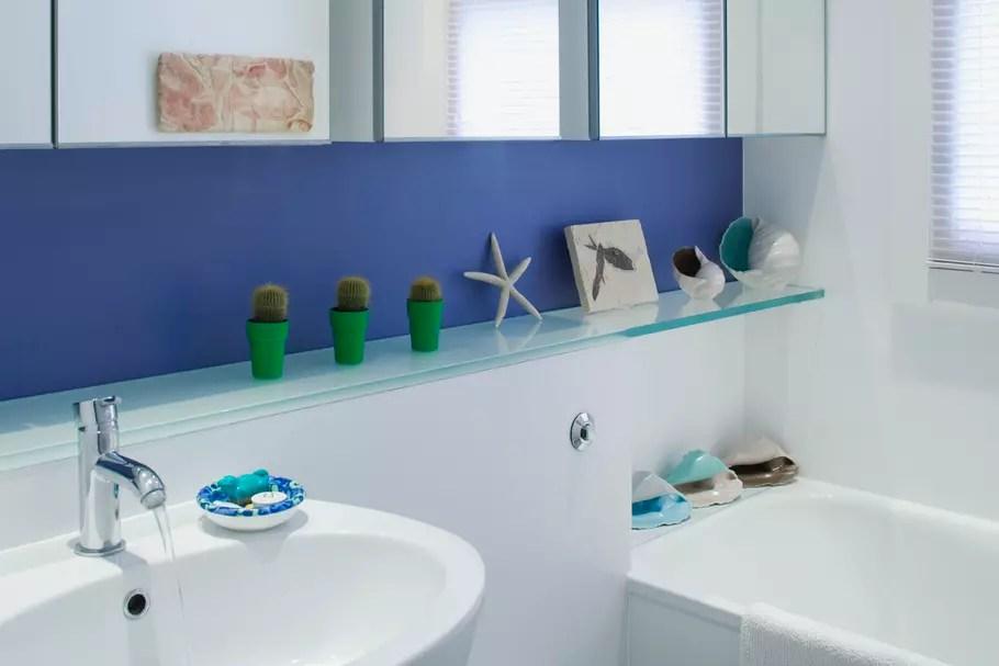quelle peinture pour la salle de bains