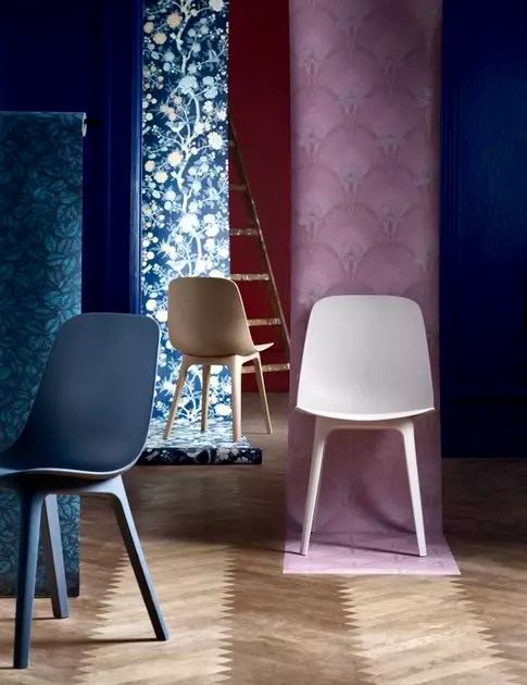 chaise odger ikea