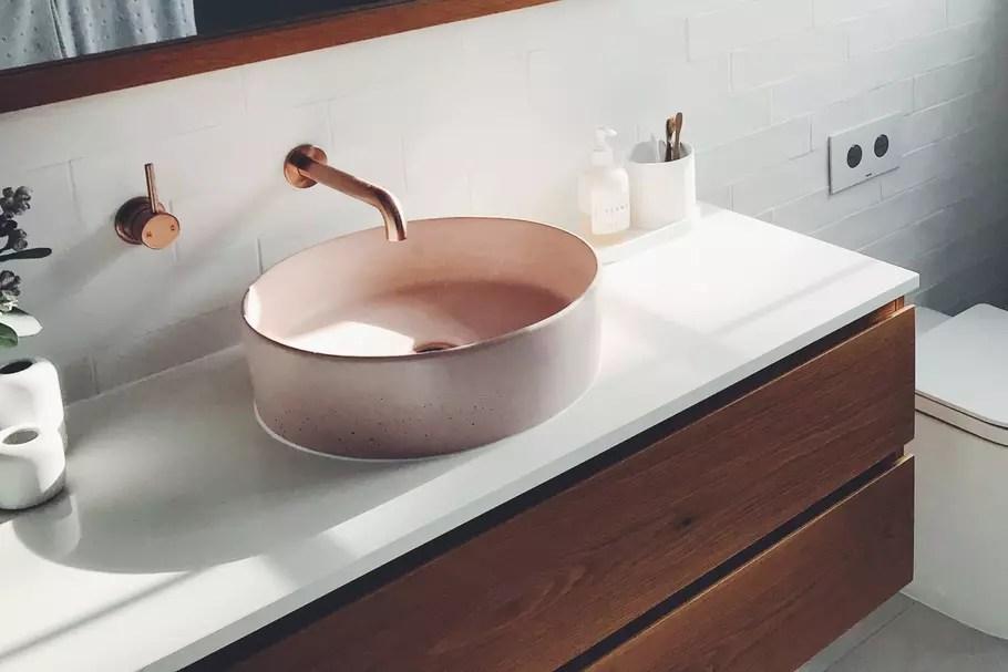 meuble de salle de bains comment