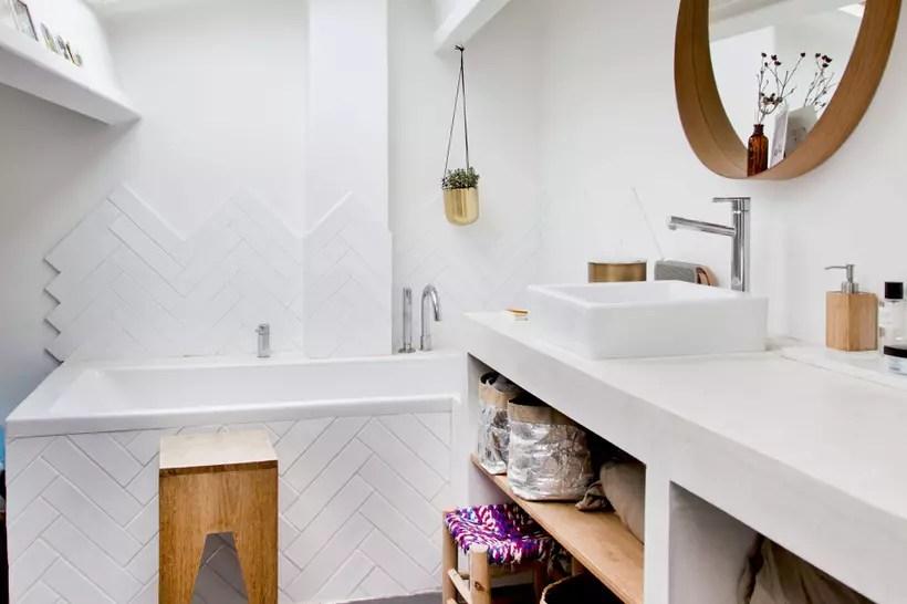 belles salles de bains idees deco