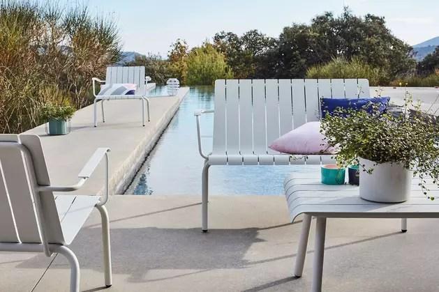 mobilier de jardin blue sky d alinea