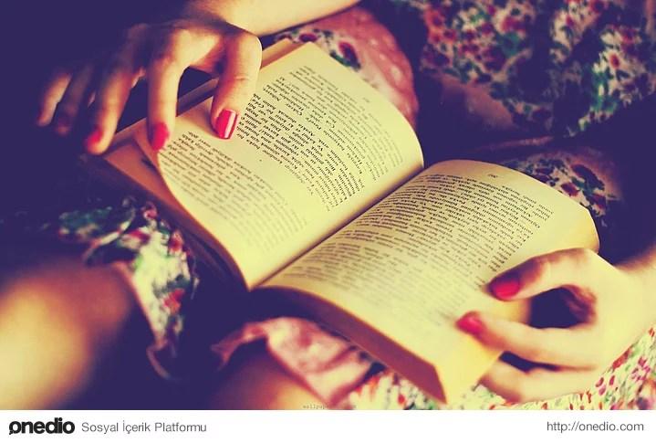 Kitap okumak sizin için hiç bir zaman boş zaman aktivitesi olmamıştır. Tam tersi kitap okumaktan artan zamanı boş zaman olarak görürsünüz.