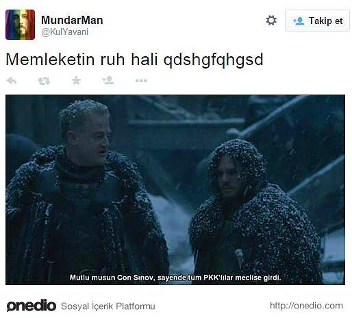 Sadece Game of Thrones'un 5. Sezonunu İzleyenlerin Anlayabileceği Birbirinden Enfes 25 Caps