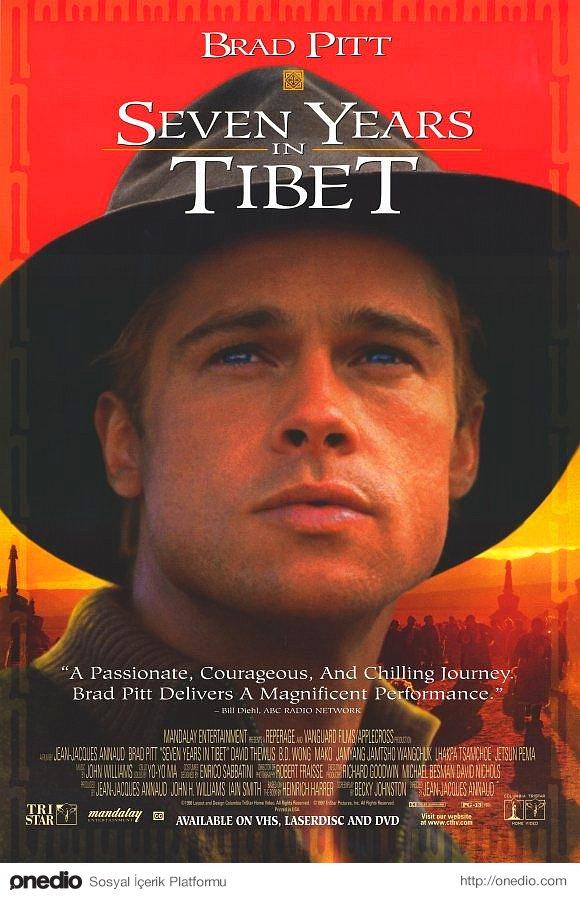 Seven Years in Tibet (1997) - IMDb 7,0