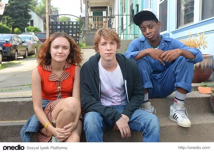 #6 Me and Earl and the Dying Girl