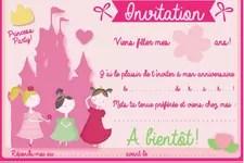 invitation anniversaire nos plus