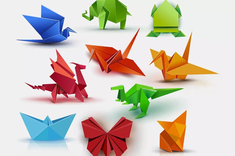 Origami Idees Faciles Et Modeles De Pliage En Papier