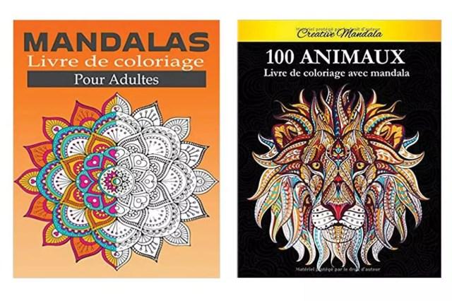 Cahier de coloriages pour adultes : notre sélection anti-stress