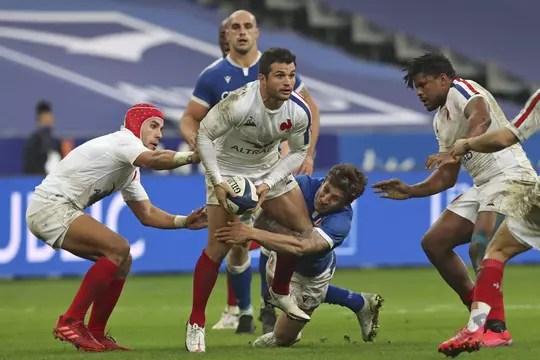 Angleterre - France: Premier essai pour les Bleus, le match en direct