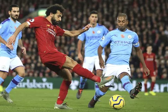 Liverpool - Manchester City: Summary of the match and goals in video