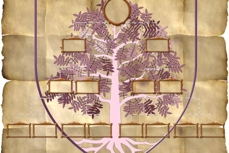 L Arbre Genealogique De Votre Famille