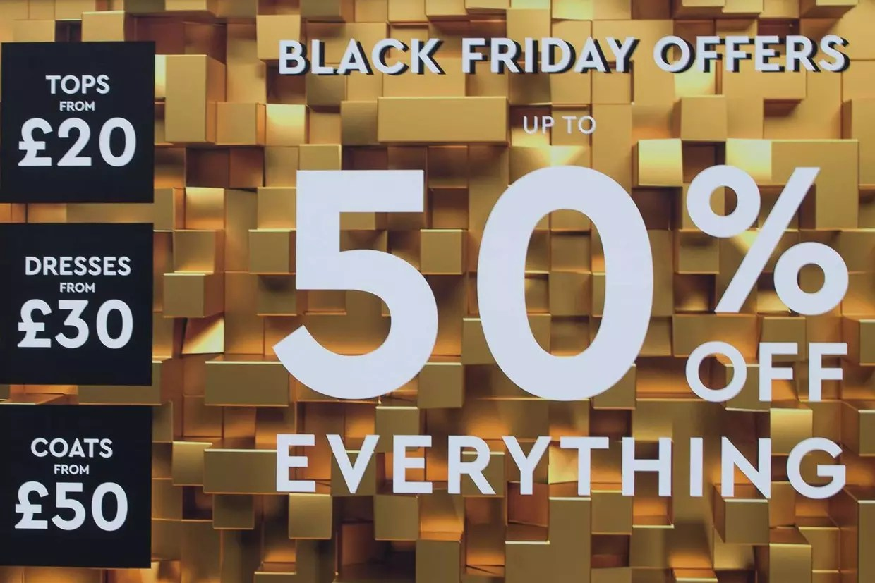 Black Friday Le Meilleur Des Promos Du Cyber Monday