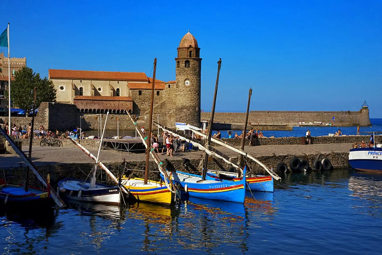 Collioure Pyrnes Orientales