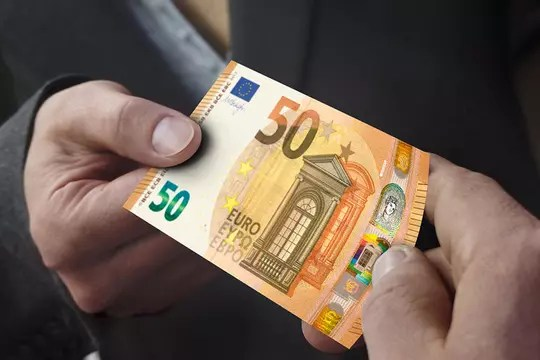 New 50 euro note: what differences with the old one?