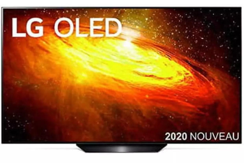 grosse promo sur une tv lg oled