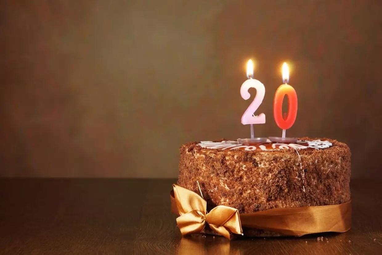 texte d anniversaire 20 ans exemples