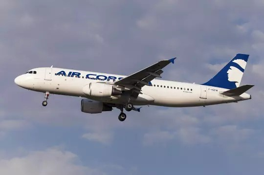 Air Corsica: destinations, reservation, luggage ... All information