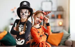 maquillage d halloween idees et tuto pour un maquillage facile qui fait peur