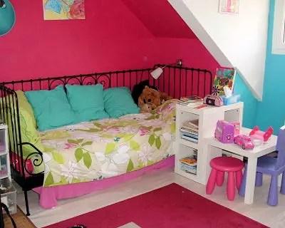 chambre d une fille de 12 ans