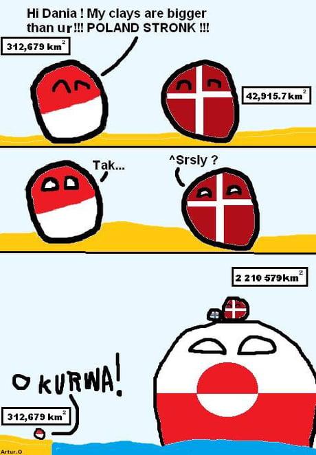 Greenland Isn T Into Gender Polandball