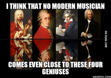 Vivaldi Mozart Beethoven And Bach I Would Pay Billions To See
