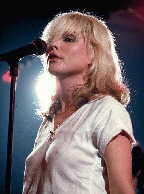 Deborah Harry in 1979