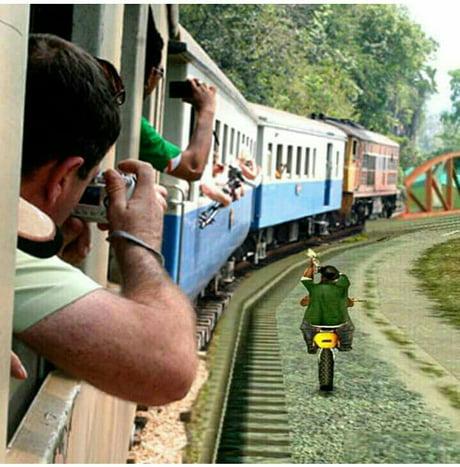 All You Had To Do Is Follow The Damn Train Cj Big Smoke Ifunny