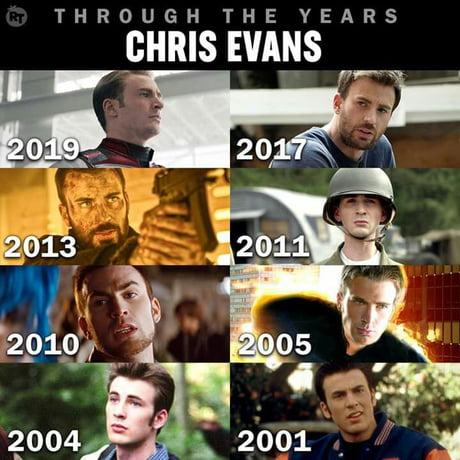 Happy Birthday Chris Evans 9gag