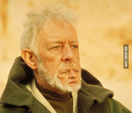 Searched Obi Wan Beard Fail Was Not Dissapointed 9gag