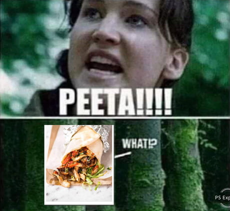 The Hunger Games Memes Home Facebook