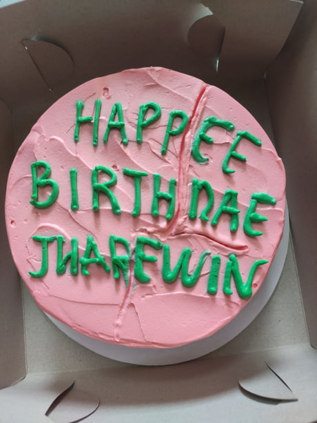 Best 30 Birthday Cake Fun On 9gag