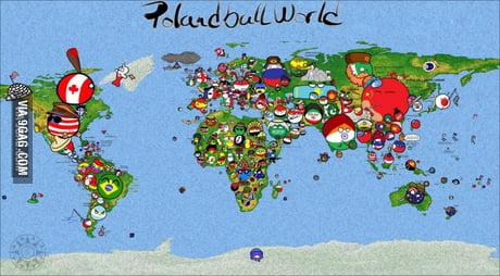 World War Zero Country Balls