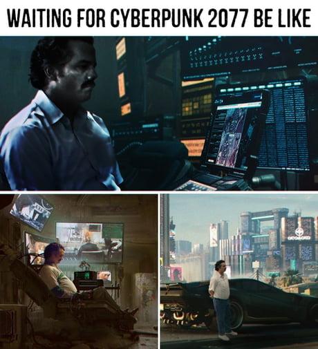 Cyberpunk Delayed Again 9gag