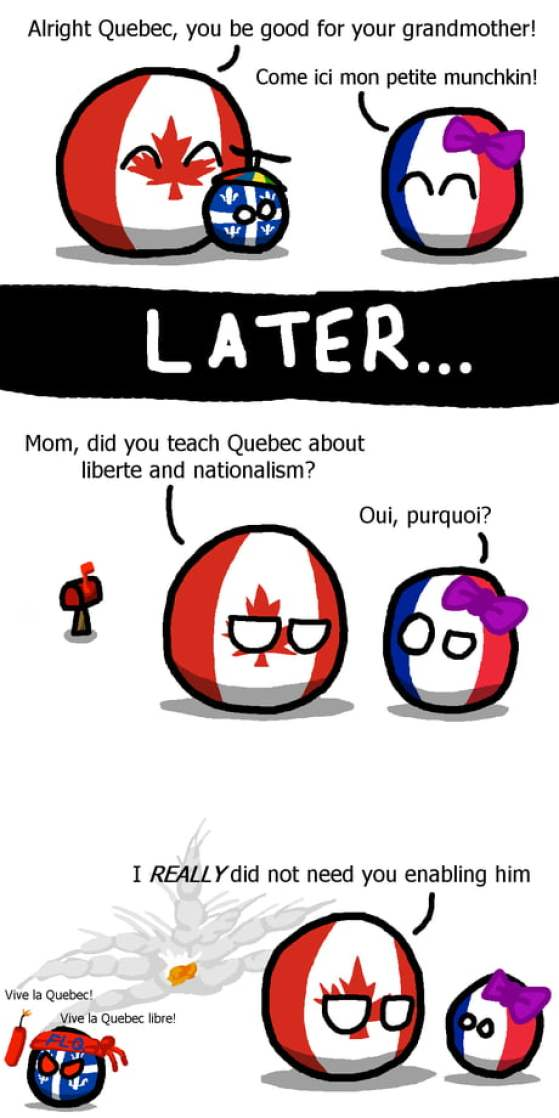 Enabling Quebec