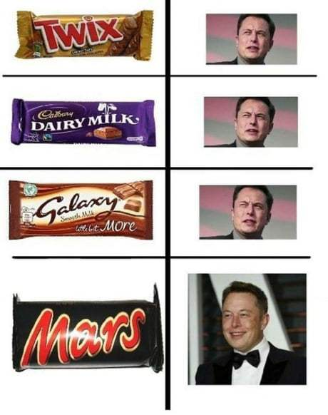 Just Mars