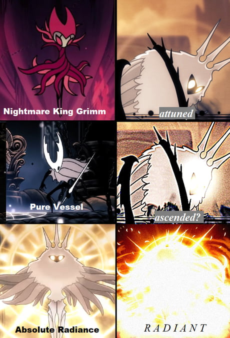I Beat The Path Of Pain With A Horrible Meme Build Hollowknight