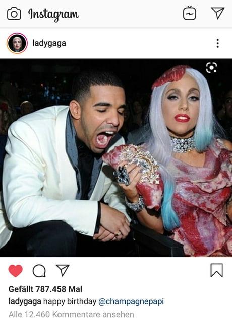 Lady Gaga Forkknife Fightnight And Some Strange Ninja Drake Something 9gag