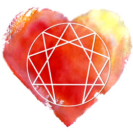 enneagram and heart