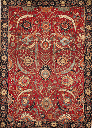 Corcoran Clark Sickle Leaf Carpet reduced