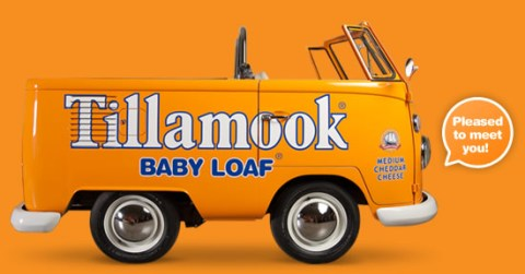 Tillamook Loafster Convertible: Pleased to meet you!