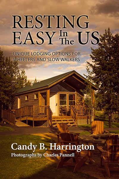 Cover of Resting Easy in the US