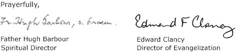 Father Hugh and EFC signatures2
